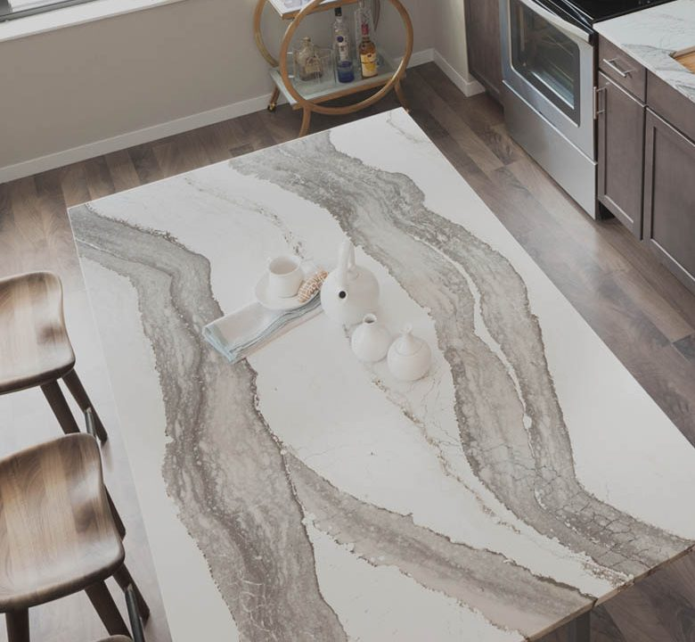 Beaumont Coastal Collection J Amp D Countertop Cambria